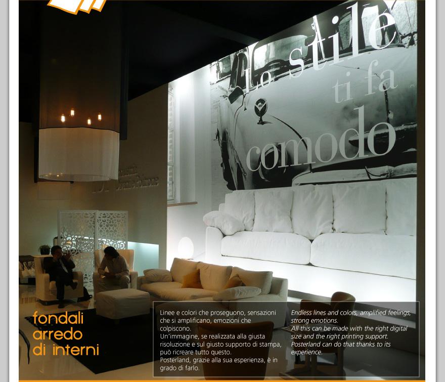 Hsdesign mostra espositiva itinerante architettura for Arredo di interni design