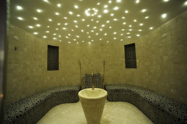 Hsdesign mostra espositiva itinerante architettura design edilizia benessere sponsor - Realizzazione bagno turco ...