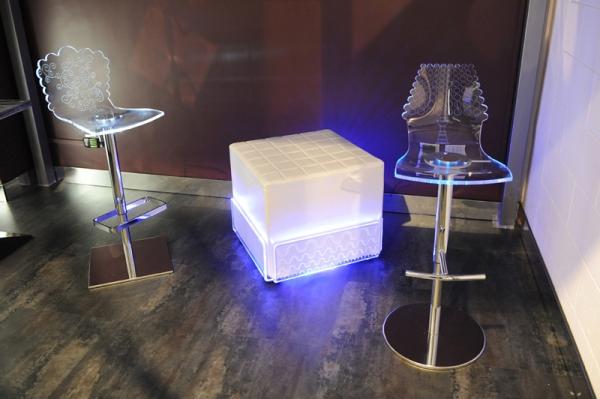 Come illuminare plexiglass con led: led e plexiglas come fare un