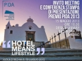 "PIDA ""HOTEL MEANS LIFESTYLE"""