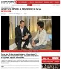 HOME SPA DESIGN: IL BENESSERE IN CASA